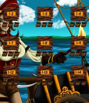 The Pirate Game (Free) Ekran Görüntüleri - 3