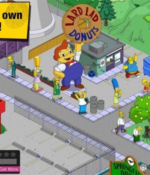 The Simpsons Tapped Out Ekran Görüntüleri - 4