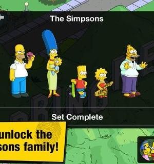 The Simpsons Tapped Out Ekran Görüntüleri - 3