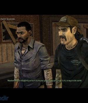 The Walking Dead 3. Bölüm Long Road Ahead Türkçe Yama Ekran Görüntüleri - 1
