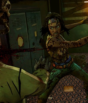The Walking Dead: Michonne Ekran Görüntüleri - 8