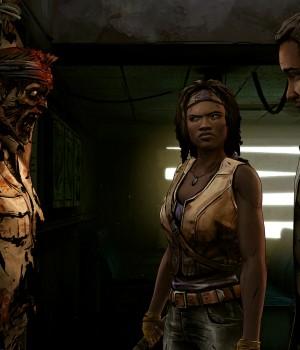 The Walking Dead: Michonne Ekran Görüntüleri - 7