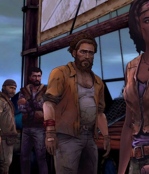 The Walking Dead: Michonne Ekran Görüntüleri - 1