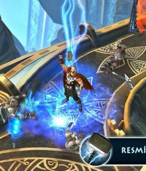 Thor: Karanlık Dünya Ekran Görüntüleri - 4