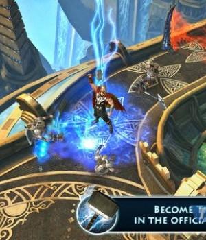Thor: The Dark World Ekran Görüntüleri - 1