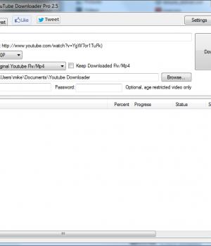 Tomatosoft YouTube Downloader Ekran Görüntüleri - 1