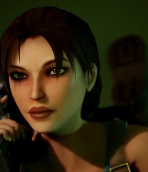 Tomb Raider - The Dagger of Xian Ekran Görüntüleri - 3