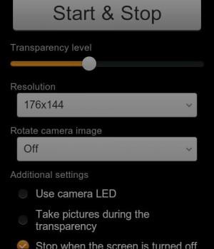 Transparent Screen Ekran Görüntüleri - 2