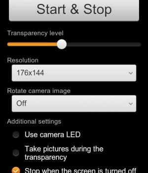 Transparent Screen Ekran Görüntüleri - 1