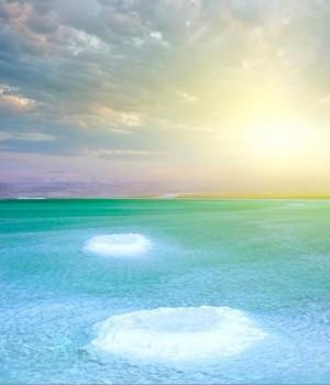 Tuz Gölleri ve Ölü Deniz Teması Ekran Görüntüleri - 3