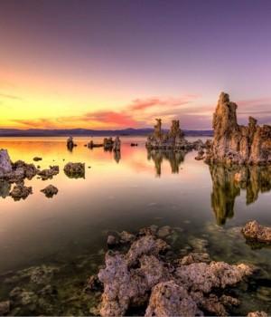Tuz Gölleri ve Ölü Deniz Teması Ekran Görüntüleri - 2