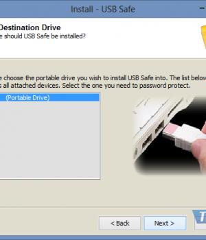 USB Safe Ekran Görüntüleri - 1