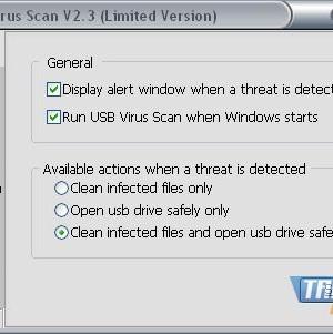 USB Virus Scan Ekran Görüntüleri - 2
