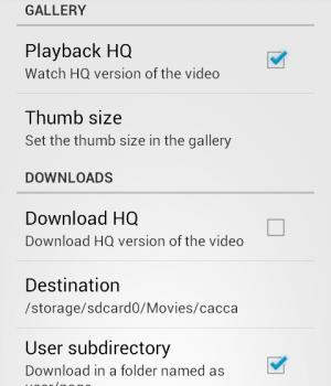 VideoDownloader Ekran Görüntüleri - 2