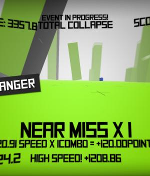 Voxel Rush: 3D Racer Free Ekran Görüntüleri - 3