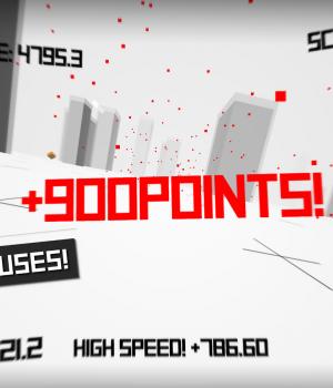 Voxel Rush: 3D Racer Free Ekran Görüntüleri - 2