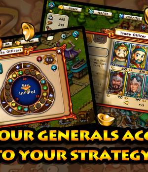 War Lords: Three Kingdoms Ekran Görüntüleri - 1