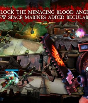 Warhammer 40,000: Carnage Ekran Görüntüleri - 6