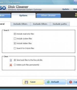 WinASO Disk Cleaner Ekran Görüntüleri - 1