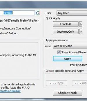 Windows 8 Firewall Control Ekran Görüntüleri - 3