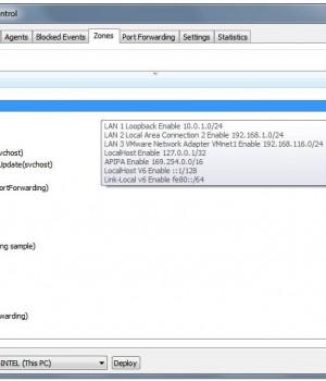 Windows 8 Firewall Control Ekran Görüntüleri - 2