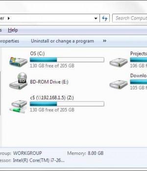 Windows Drive Hider Ekran Görüntüleri - 3