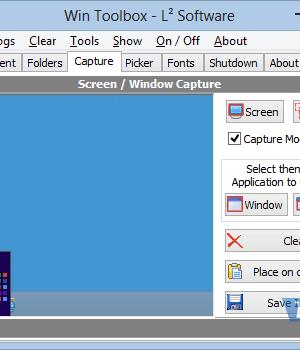 WinToolBox Ekran Görüntüleri - 2