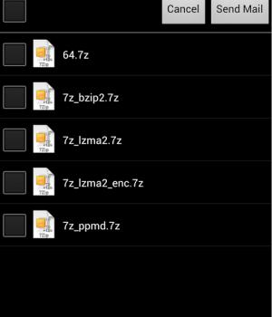 WinZip Android Ekran Görüntüleri - 1