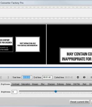 Wonderfox Apple Video Converter Factory Pro Ekran Görüntüleri - 1