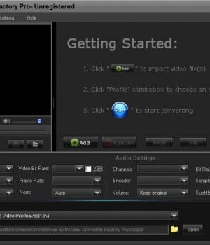 Wonderfox Video Converter Factory Pro Ekran Görüntüleri - 5