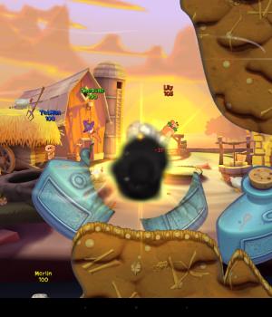 Worms 3 Ekran Görüntüleri - 1