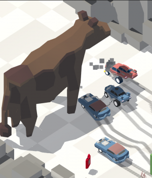 Wrecky Road: Canyon Carnage Ekran Görüntüleri - 1
