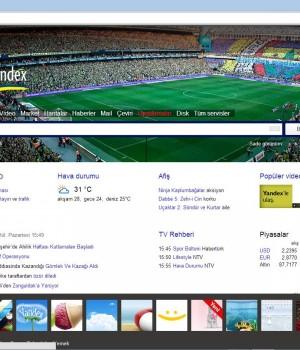 Yandex Browser Fenerbahçe Ekran Görüntüleri - 3