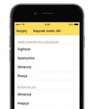 Yandex.Çeviri Ekran Görüntüleri - 1