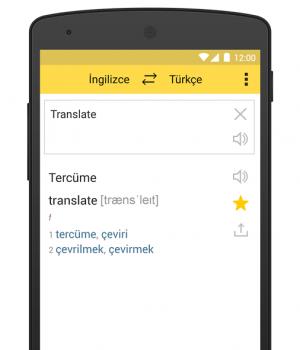 Yandex.Çeviri Ekran Görüntüleri - 7