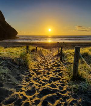 Yeni Zelanda Teması Ekran Görüntüleri - 3