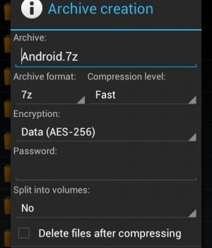 ZArchiver Ekran Görüntüleri - 1