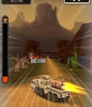 Zombie Racing 3D Free Ekran Görüntüleri - 6