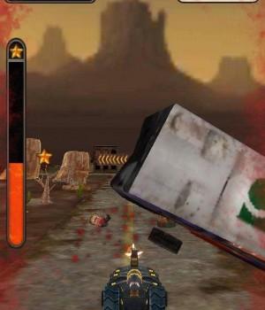 Zombie Racing 3D Free Ekran Görüntüleri - 1