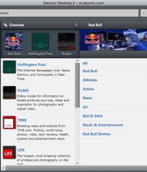 Seesmic Desktop Ekran Görüntüleri - 1