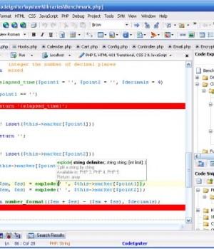 PHP Designer Ekran Görüntüleri - 1
