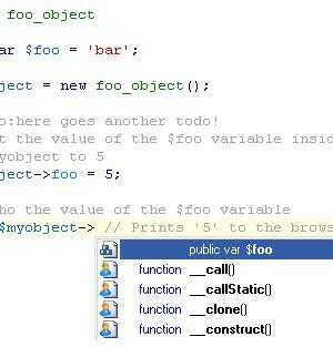 PHP Designer Ekran Görüntüleri - 2