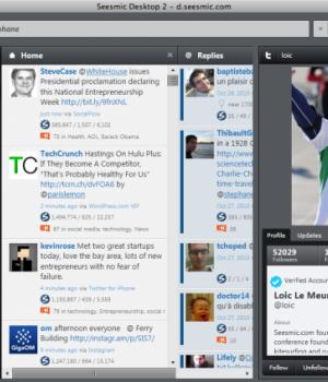 Seesmic Desktop Ekran Görüntüleri - 2