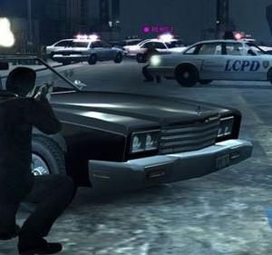 GTA IV: Multiplayer Ekran Görüntüleri - 4
