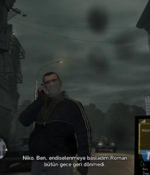 GTA IV Türkçe Yama Ekran Görüntüleri - 1