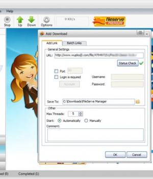 FileServe Manager Ekran Görüntüleri - 4