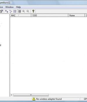 NetStumbler Ekran Görüntüleri - 1