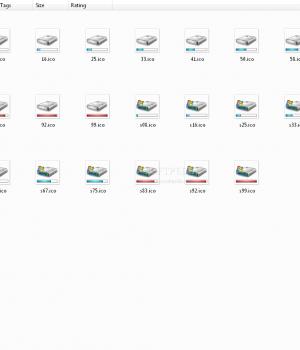 Vista Drive Icon Ekran Görüntüleri - 1