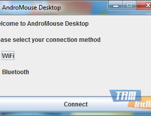 AndroMouse Desktop Ekran Görüntüleri - 1
