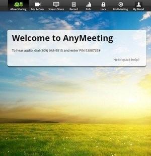 AnyMeeting Ekran Görüntüleri - 4